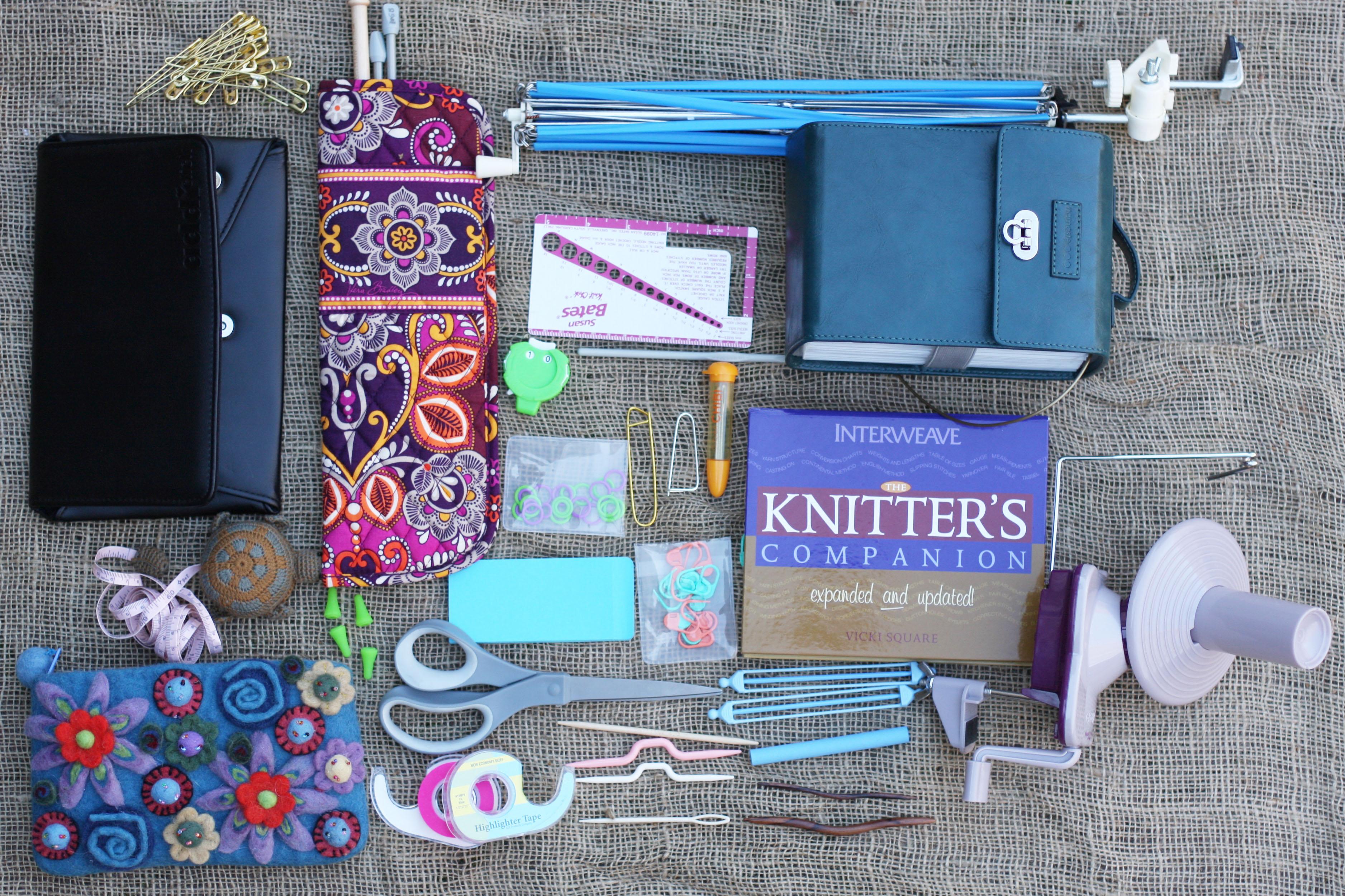 Knitting Materials : Knitting notion favorites nice and knit