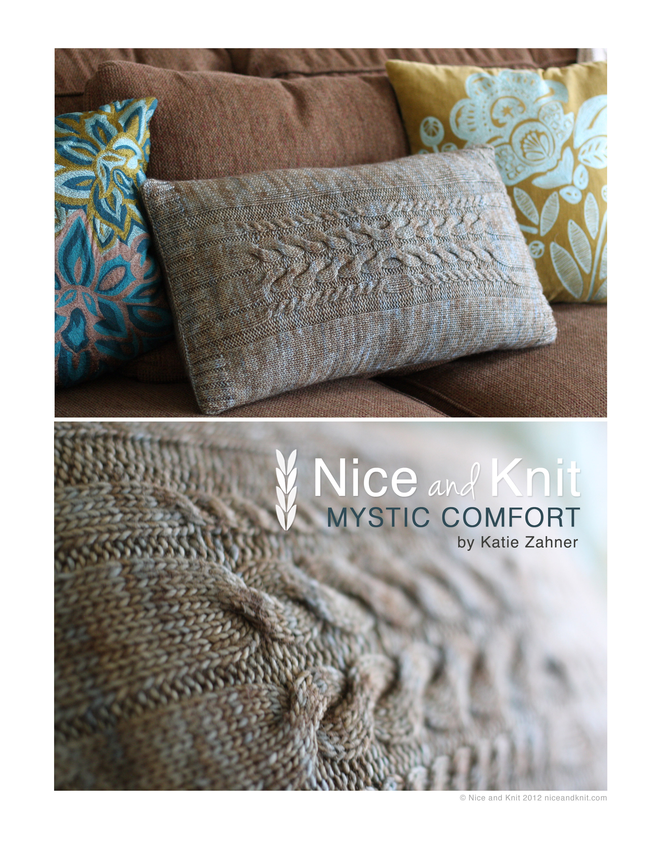 Nice and Knit Giveaway - Nice & Knit