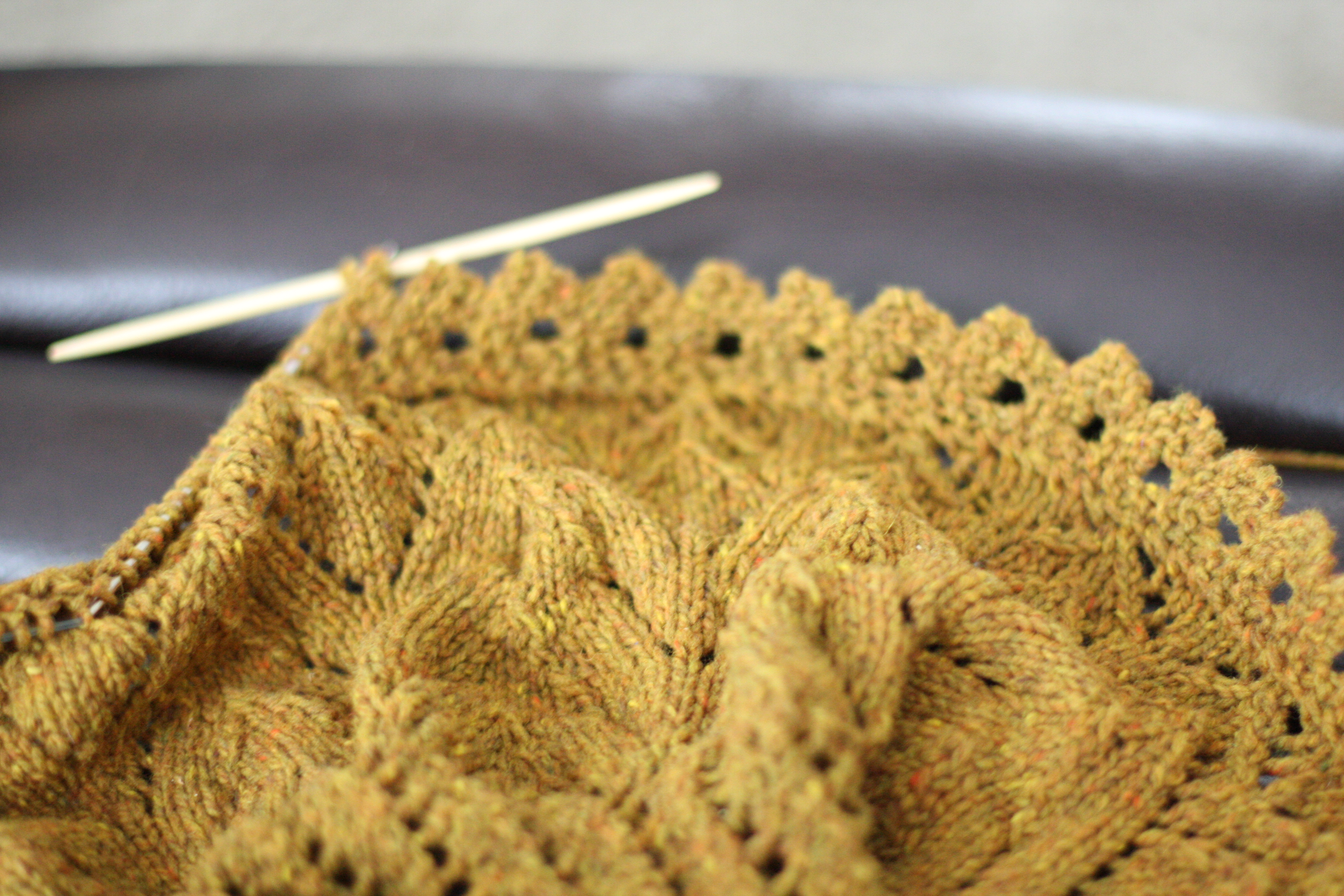 Comments & Progress | Nice and Knit
