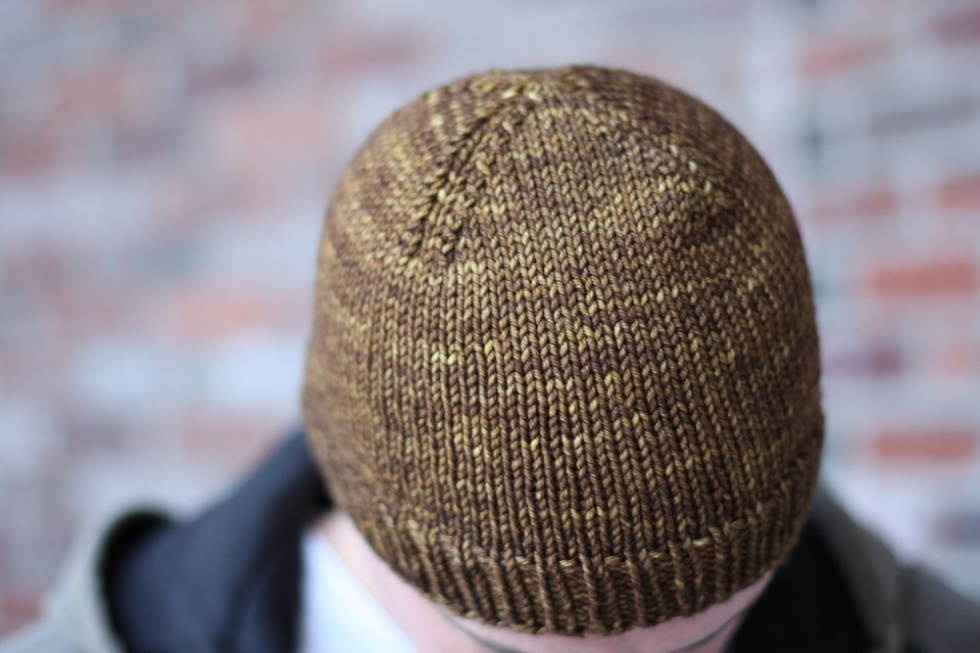 Nice Knitting Patterns : Nice & Knit Beanie: Free Hat Pattern Nice and Knit